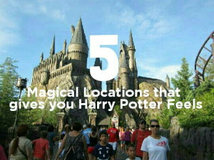 Read more about the article 5 Magical Locations that give you Harry Potter Feels