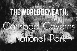 The World Beneath: Carlsbad Caverns National Park