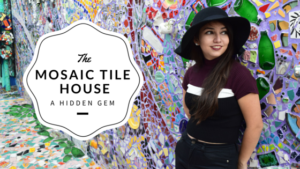 Mosaic Tile House, A Hidden Gem.
