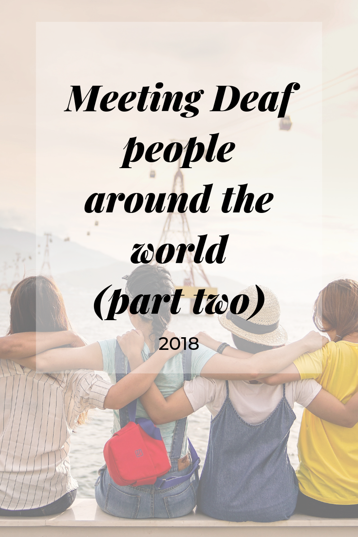 deaf travel asia
