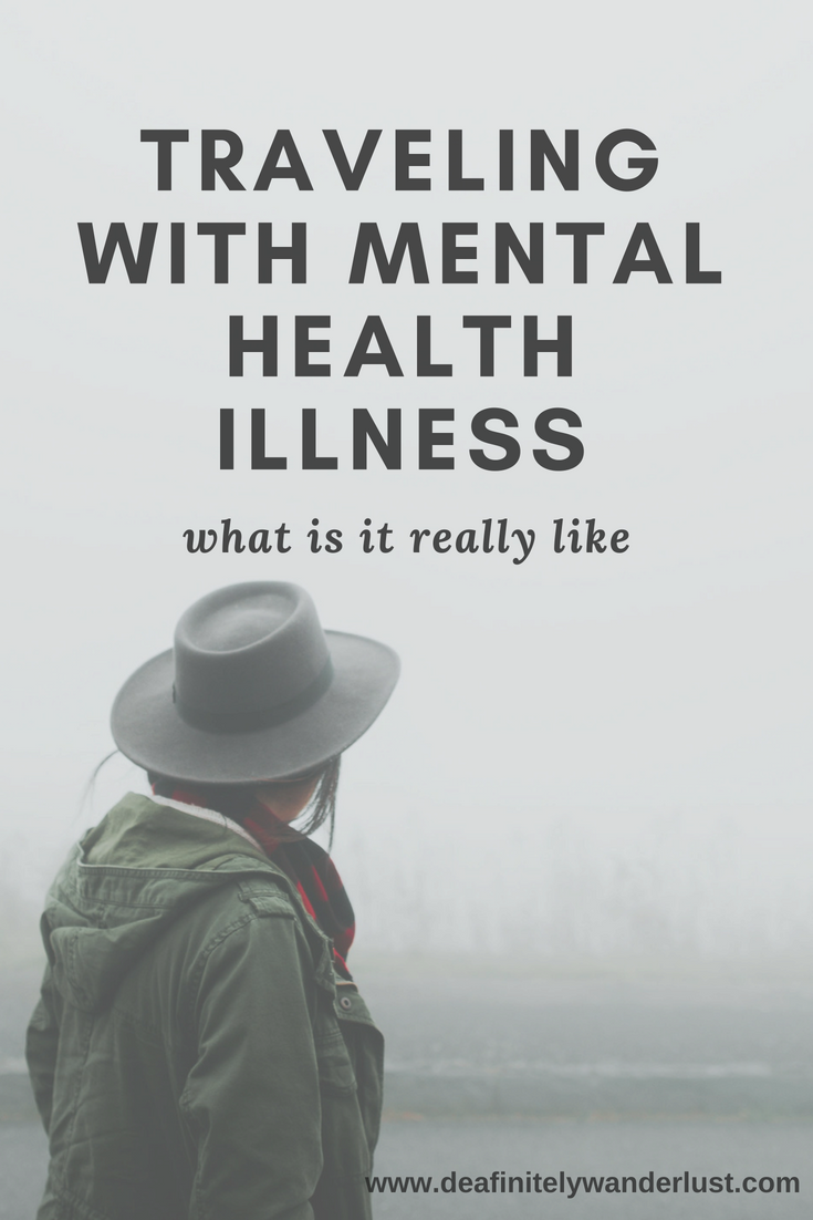 traveling with mental health