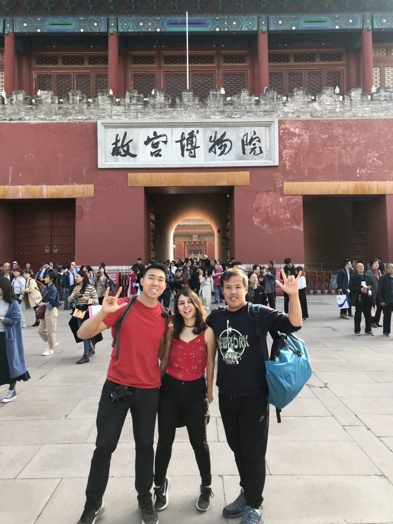 deaf china tour