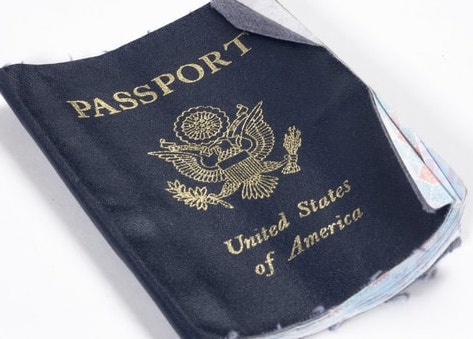 damaged passport, how do i know if it is too damaged
